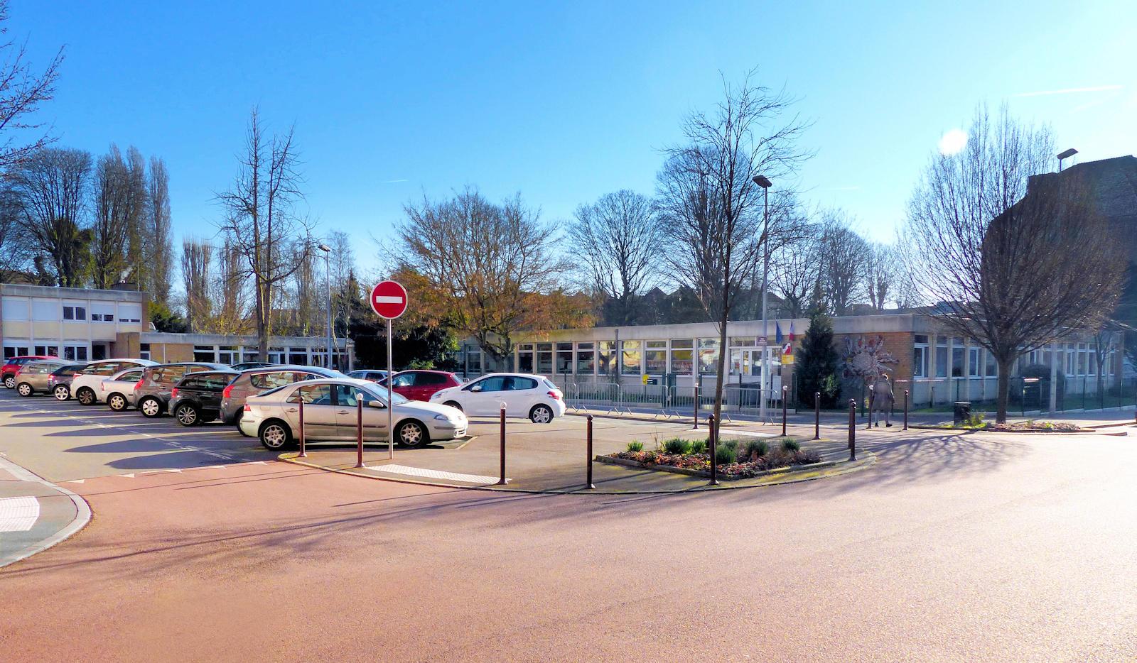 Écoles Tourcoing - Maternelle publique Pierre Corneille