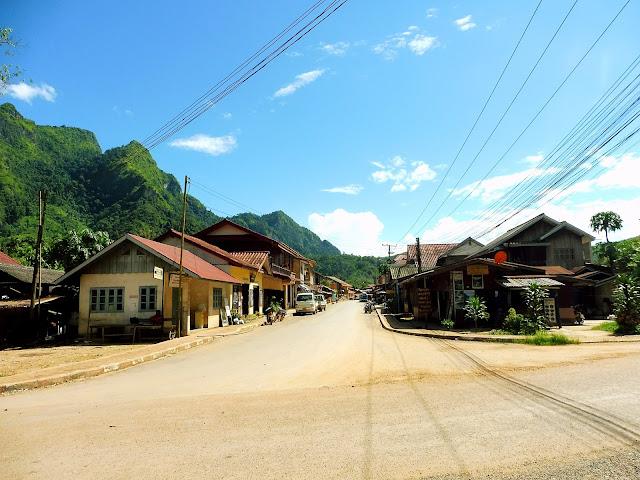 nong khiaw como llegar