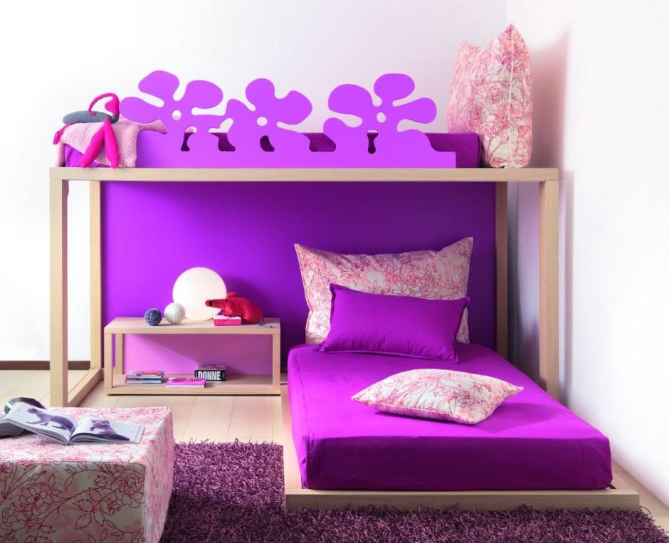 Simple Ideas For Purple Room Design Dream House Experience