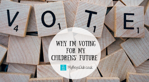 Why I'm voting for my children's future in the General Election