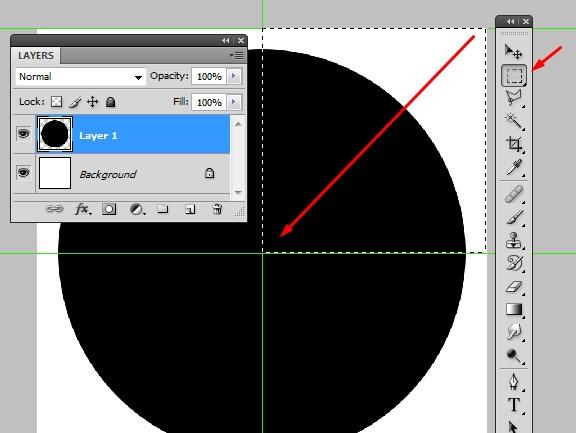 Cara membuat diagram melingkar di photoshop grafis media sekarang ccuart Images
