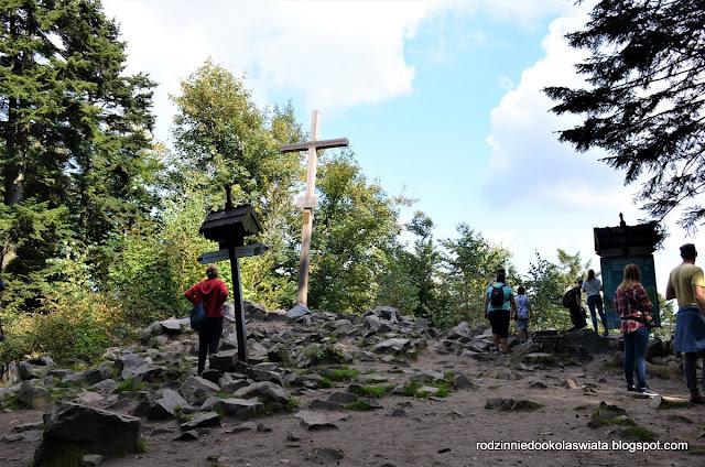 Góry z dziećmi- Łysica i Świętokrzyski Park Narodowy