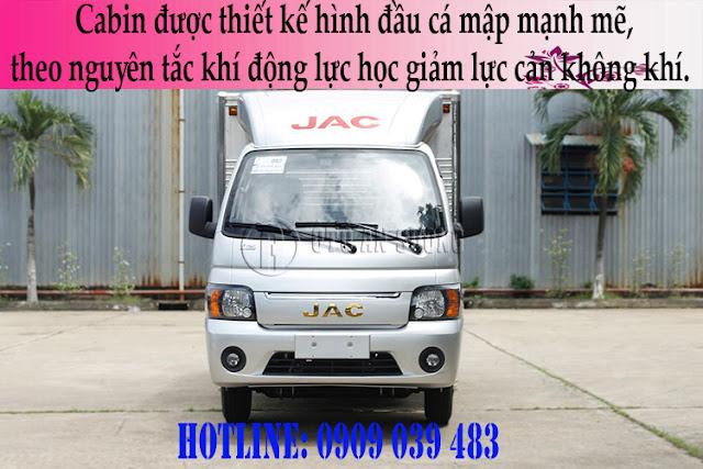 2ed1941aae024f5c1613 Xe tải HYUNDAI JAC HD150 Tải 1490kg Thùng dài 3m2 | Khuyến mãi 100% phí thủ tục.