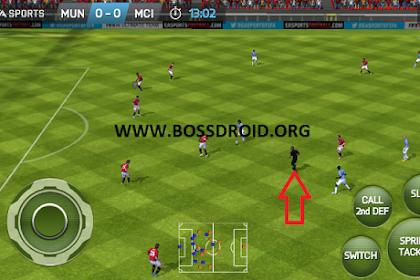 Cara Menampilkan Wasit di FIFA 14 Android Tanpa Root
