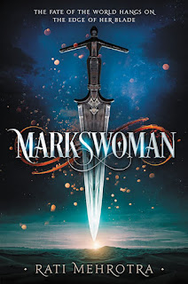 Interview with Rati Mehrotra, author of Markswoman