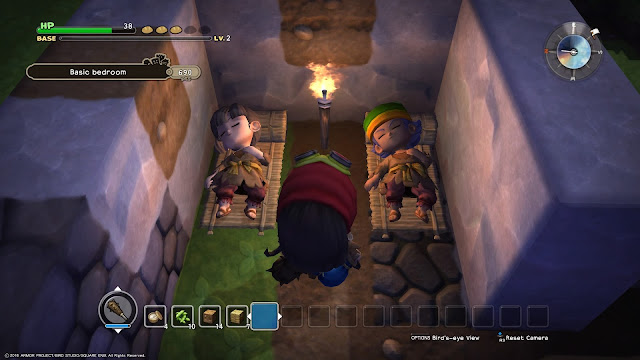 Dragon Quest Builders on PlayStation 4