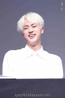 Gambar Foto Jin BTS Paling Baru