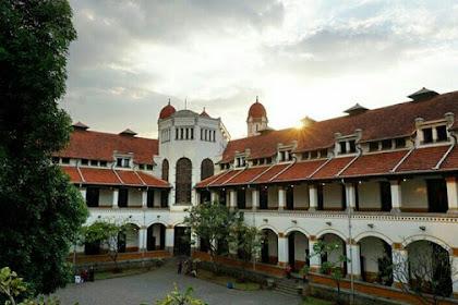 6 Tempat Wisata Terfavorit Di Semarang Jawa Tengah