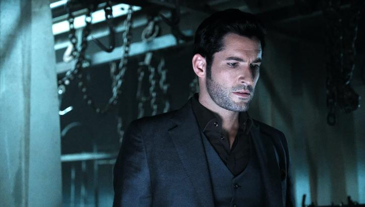 Lucifer - Episode 3.09 - The Sinnerman - Promos, Promotional Photos & Press Release