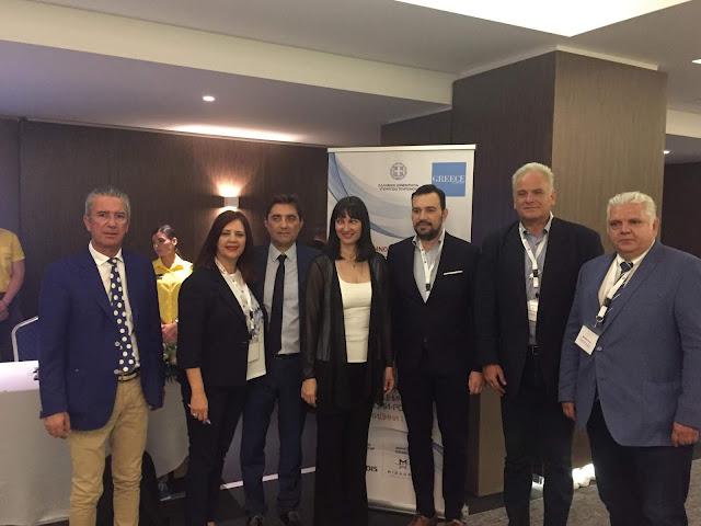 Παρουσίαση του προορισμού «Ήπειρος» στη συνάντηση διασύνδεσης Ελληνικών και Ρωσικών Περιφερειών