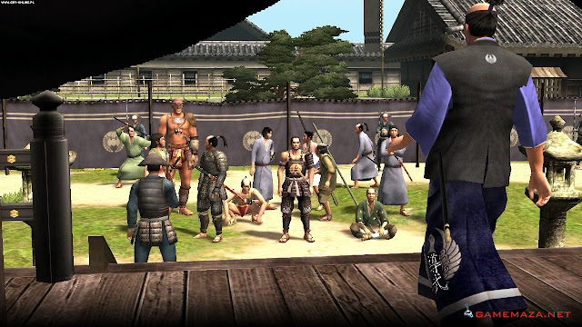 Way of the Samurai 3 Gameplay Screenshot 4