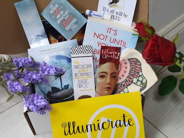 February Illumicrate Unboxing