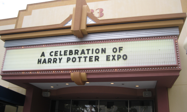A Celebration of Harry Potter Expo