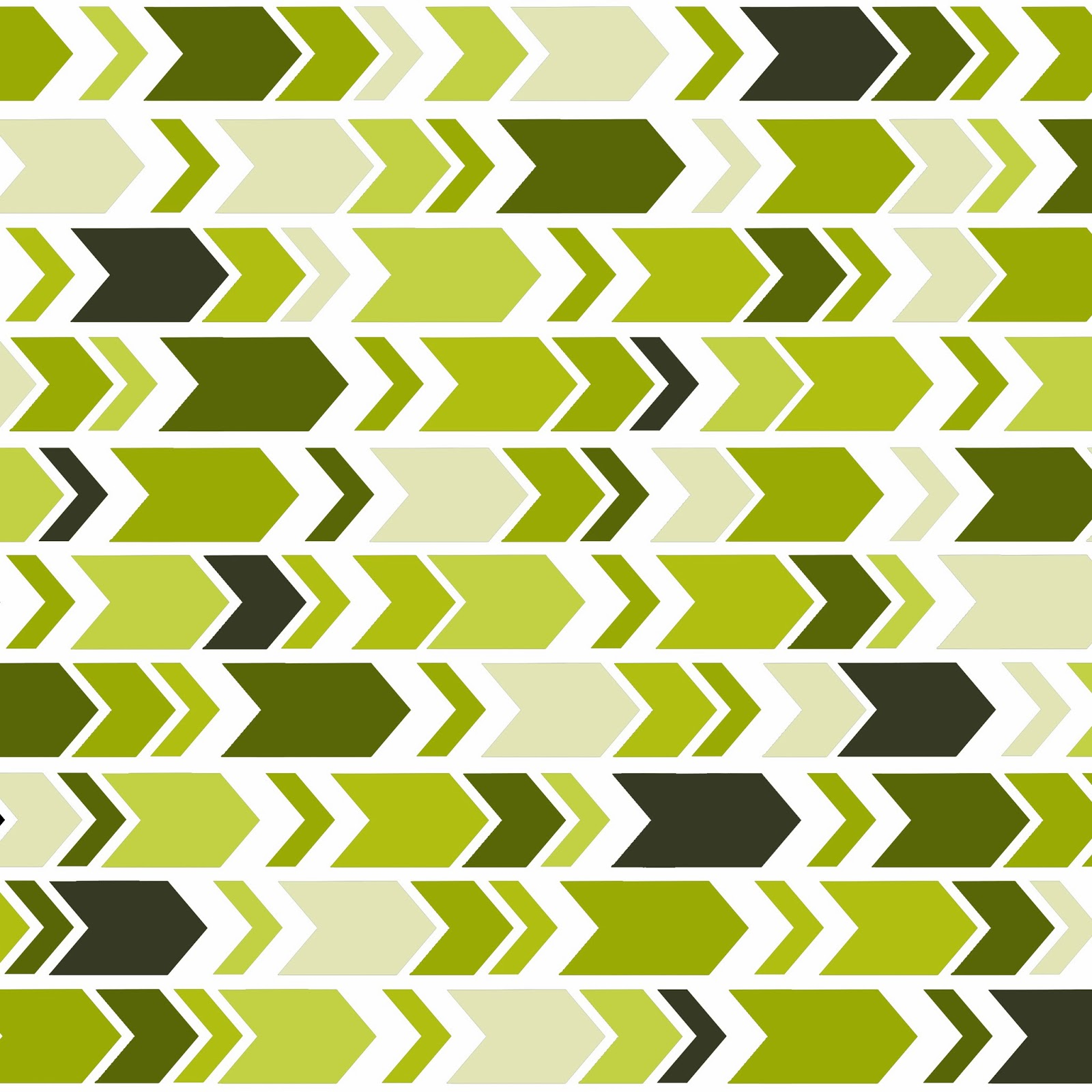 Refreshing image inside printable pattern