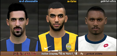 Italian League Mini Pack V_4