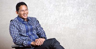 Sandiaga Uno, Salah Satu Orang Terkaya Di Indonesia