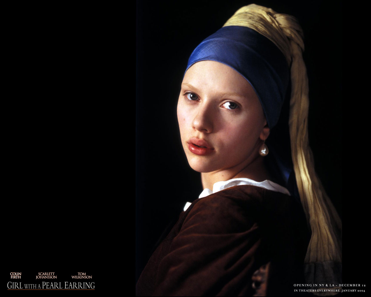 Cakes in Disguise: Girl with the Pearl Earring