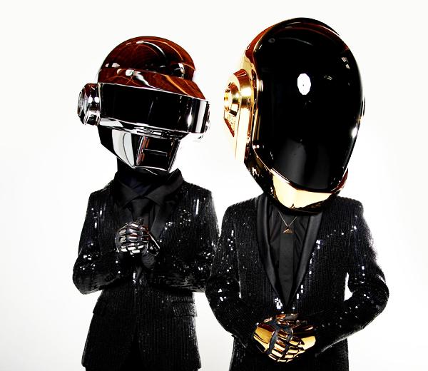 En imágenes: mundo cabezón - Daft Punk | Ximinia