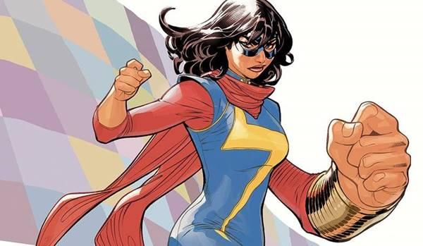 Kekuatan Kamala Khan (Ms. Marvel)