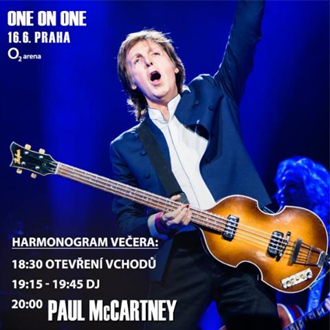 """The Beatles Polska: """"One on One"""" w Pradze - relacje fanów na naszym forum"""