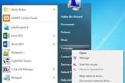 cara setting join domain pada windows 7