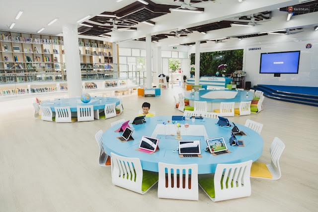 Không gian sách thông minh dành riêng cho tuổi teen