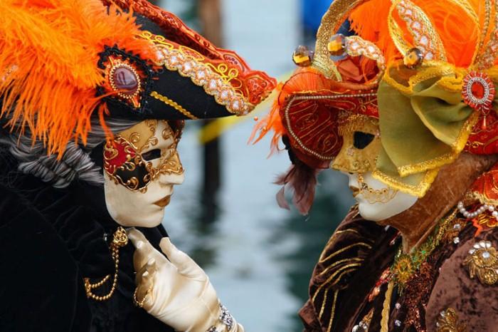 Венецианский карнавал. Suchet Suwanmongkol 9