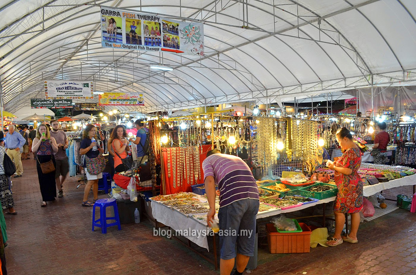 Anusarn Night Market in Chiang Mai