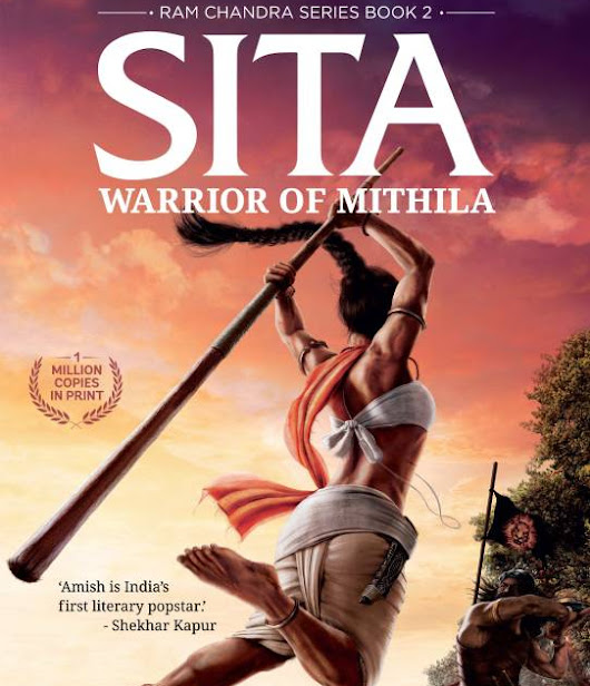 Sita: Warrior of Mithila - second book in Ramchandra series by Amish Tripathi - Watch Trailer video