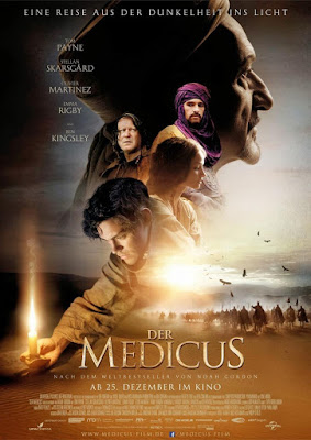 Der Medicus (The Physician) 2014 DVD R1 NTSC Latino