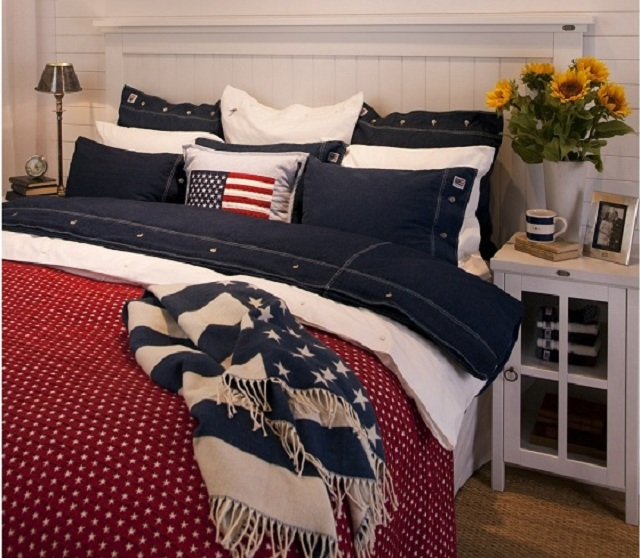 Dormitorios con estilo americano - Dormitorios con estilo ...