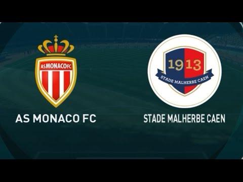 Monaco vs Caen Full Match & Highlights 21 October 2017