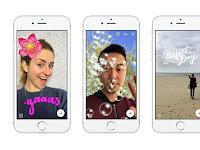Wow, Facebooker, Sudah Bisa Jajal Fitur Snapchat di FB Messenger