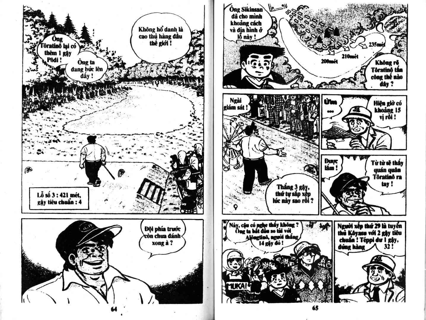 Ashita Tenki ni Naare chapter 42 trang 31