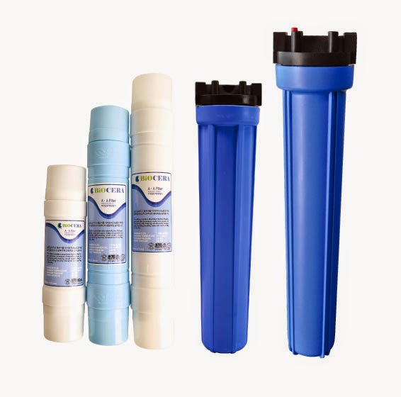 Alkaline Hydrogen Filter