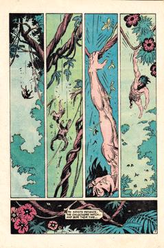 Tarzan cumple 100 años - comic, historieta