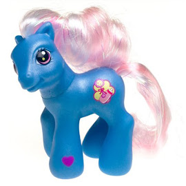 My Little Pony Bellaluna Super Long Hair Ponies Bonus G3 Pony