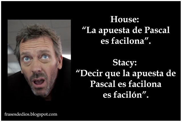 frases house dios