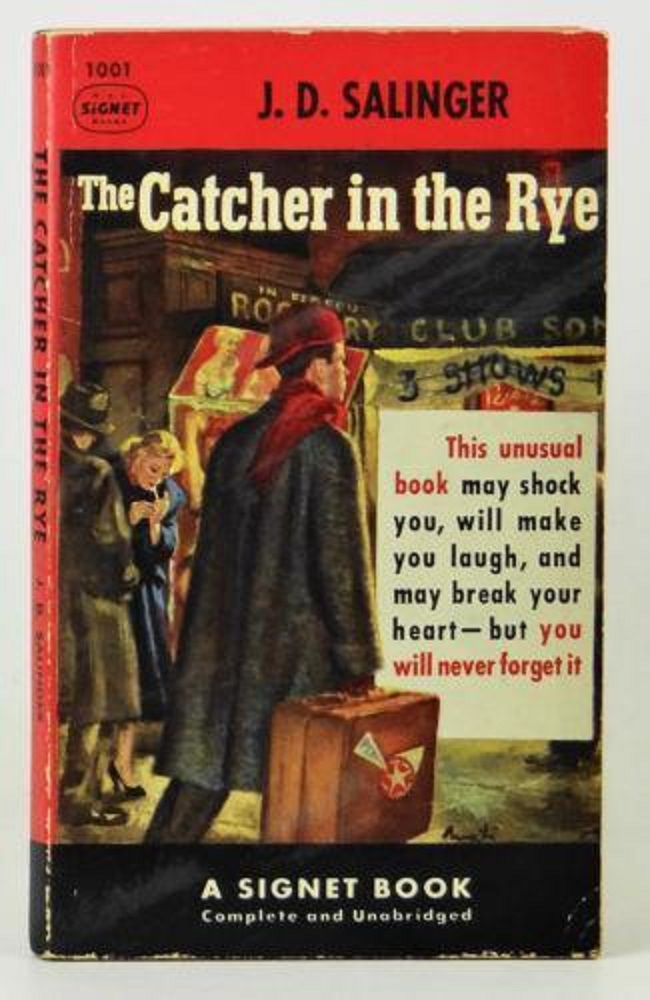 the settings for the catcher in the rye Search results for : catcher in the rye pdf (3 torrents) speed added 3 hours ago 1102 catcher in the rye pdf anonymous download 4416 kb/sec.