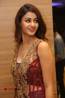 Actress Aditi Arya Pictures at Ism Audio Launch  0020.JPG