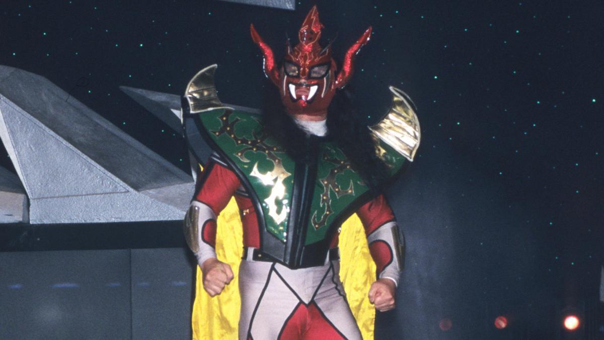 Jushin Liger faz sua última luta no Wrestle Kingdom 14