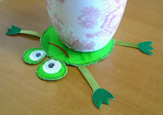 подставка для чашки