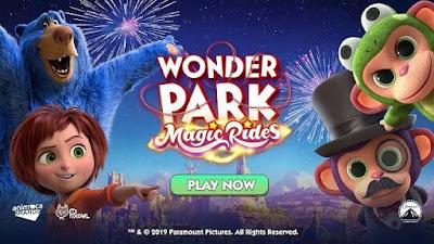 Wonder Park Magic Rides Mod Apk Download (Unlimited Currency)