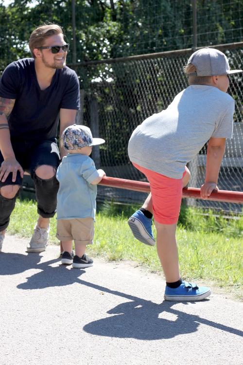 tallinna lapset lapsiperhe perheloma eläntarha zoo