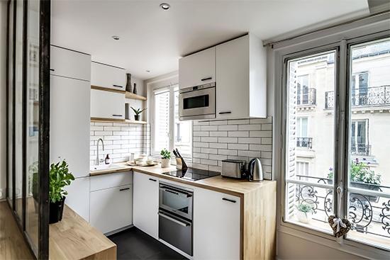 balcão na cozinha, separar cômodos, apartamento pequeno, sala integrada, cozinha americana, decoração, decor, kitchen
