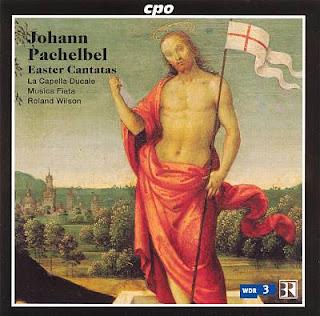 Johann Pachelbel - Cantatas de Pascua