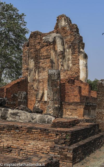 Sukhothai, mandapa from Wat Phra Phai Luang