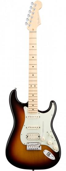 Đàn Guitar Điện Fender American Deluxe Stratocaster HSS