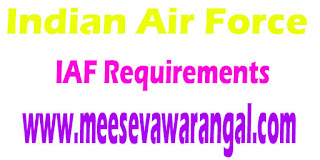 Indian Air Force MSME Role In Indigenisation Of IAF Requirements- 2016 Seminar Notice