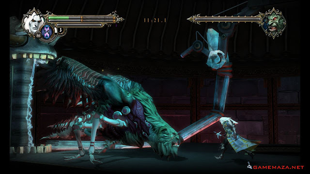 Castlevania Lords of Shadow Mirror of Fate Gameplay Screenshot 1